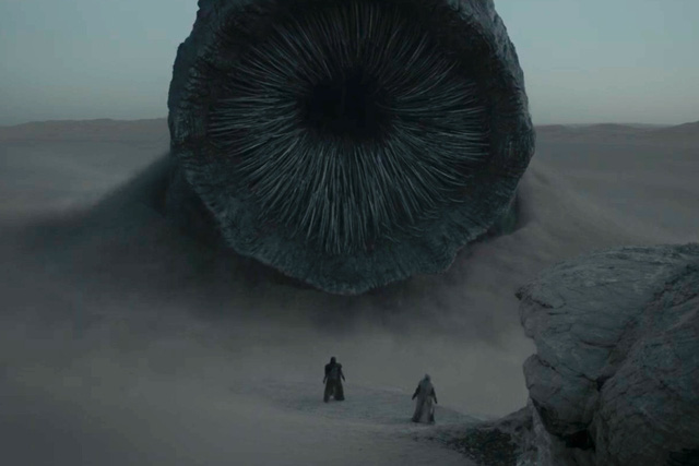 Bom tấn Dune tung trailer cuối cùng, nam chính Timothée Chalamet tỏa sáng trong cuộc chiến viễn tưởng đình đám tại Xứ Cát - Ảnh 8.