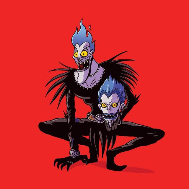 Chết cười khi thấy loạt nhân vật anime, comic lộ mặt thật, vấn đề là nhìn không hề giả trân - Ảnh 10.