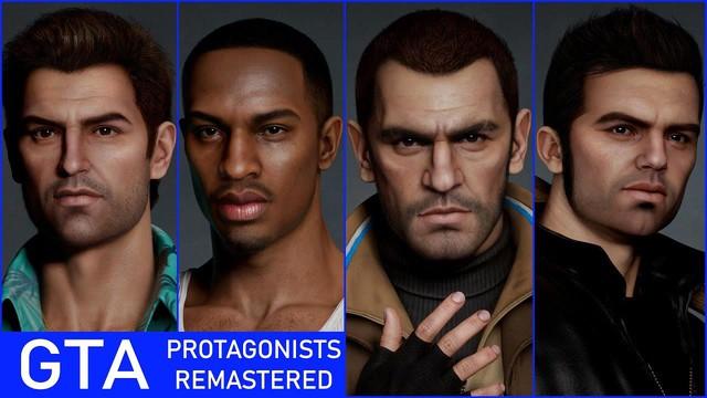 Tin vui cho game thủ: GTA 3, Vice City, San Andreas Remastered đồng loạt xuất hiện - Ảnh 1.