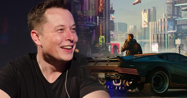 Chỉ thả một câu khen nhẹ, tỷ phú Elon Musk đã cứu Cyberpunk 2077 theo cách không ngờ - Ảnh 7.