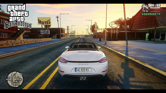 Tin vui cho game thủ: GTA 3, Vice City, San Andreas Remastered đồng loạt xuất hiện - Ảnh 4.