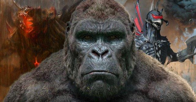 Nhật Bản tung trailer mới Godzilla vs Kong, nhiều phân cảnh đánh nhau lia lịa giữa 2 quái thú được tái hiện khiến trời long đất lở - Ảnh 4.