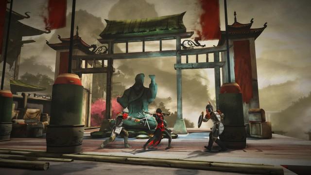 Assassin's Creed Chronicles: China đang miễn phí, mời các bạn múa võ và phóng dao ám sát kẻ địch - Ảnh 1.
