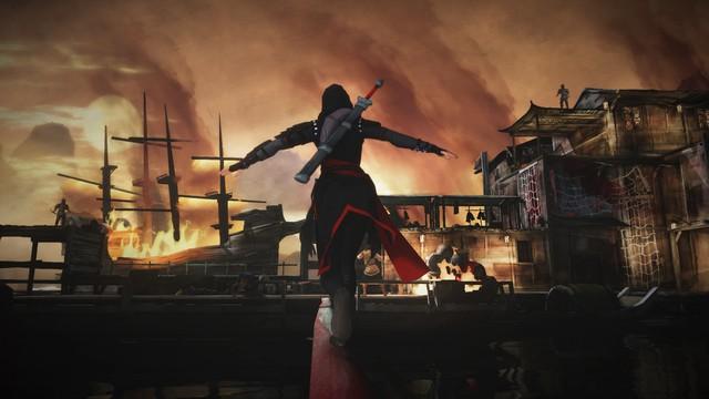 Assassin's Creed Chronicles: China đang miễn phí, mời các bạn múa võ và phóng dao ám sát kẻ địch - Ảnh 2.