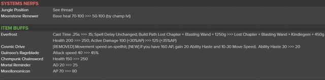 LMHT: Loạt trang bị cung cấp Vết Thương Sâu sẽ được Riot buff mạnh tay tại bản 11.4 sắp tới - Ảnh 3.
