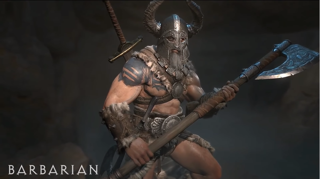 Diablo IV revealed the latest image in 2021, stunning graphics, fighting sparks - Photo 2.