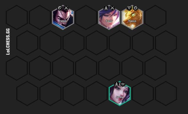 Đấu Trường Chân Lý: Ngược dòng meta với đội hình Tiên Phong - Hấp Huyết từ người chơi Cao Thủ - Ảnh 3.