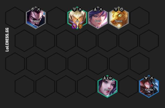 Đấu Trường Chân Lý: Ngược dòng meta với đội hình Tiên Phong - Hấp Huyết từ người chơi Cao Thủ - Ảnh 4.