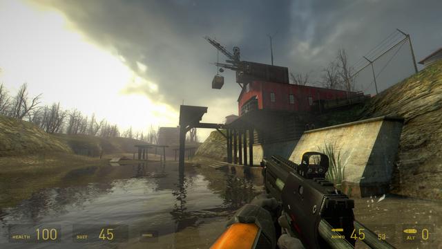 """Dùng 345 ngày để tập luyện phá đảo Half-Life 2 theo cách """"xoắn não"""" - Ảnh 1."""