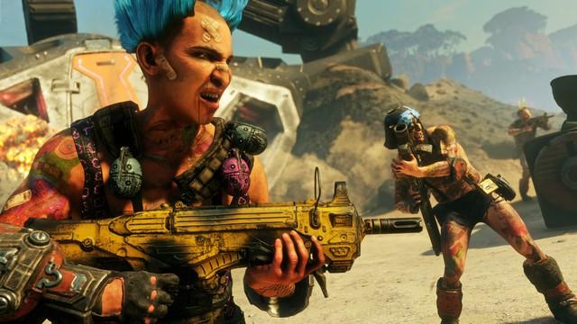 Mừng tuổi game thủ, Epic Games Store phát tặng miễn phí bom tấn AAA Rage 2 - Ảnh 1.
