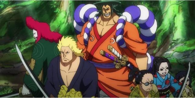 One Piece tập 961 tiết lộ cách Oden gặp được chín Bao Kiếm Đỏ của mình, khởi đầu của một huyền thoại tại Wano quốc - Ảnh 2.