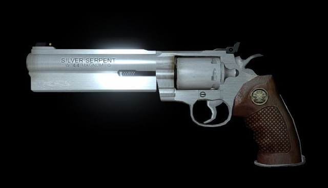 What is Magnum?  Why is this the ultimate weapon class in shooting and survival horror games?  - Photo 1.