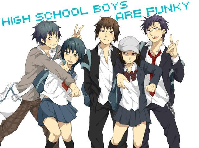 Top 5 anime hài hước đầy giải trí, hay như Táo Quân khiến bạn cười thả gà ngày Tết - Ảnh 2.