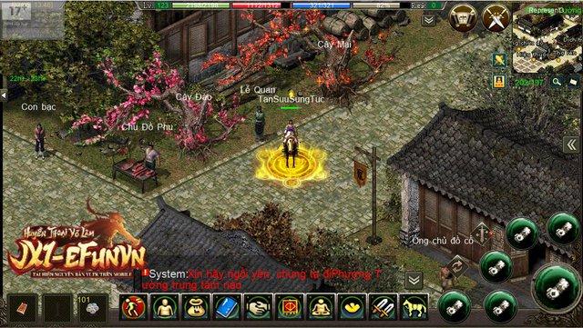 Game thủ Jx1 EfunVN Huyền Thoại Võ Lâm hào hứng ăn Tết truyền thống với loạt sự kiện luộc Bánh Chưng, treo câu Liễn và bày mâm ngũ quả - Ảnh 2.