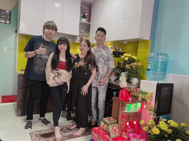 Đầu xuân năm mới, Zeros - Lai Lai cùng nhau ra mắt gia đình hai bên khiến fan rần rần: Cưới đến nơi rồi Lộc ơi - Ảnh 2.