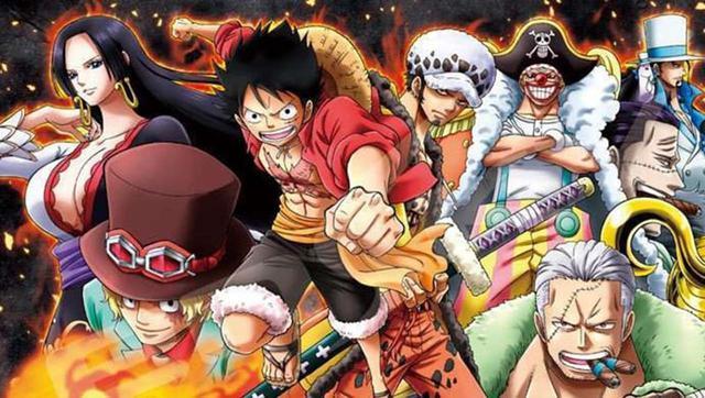 Vẫn còn một trận chiến cuối cùng trước khi One Piece kết thúc