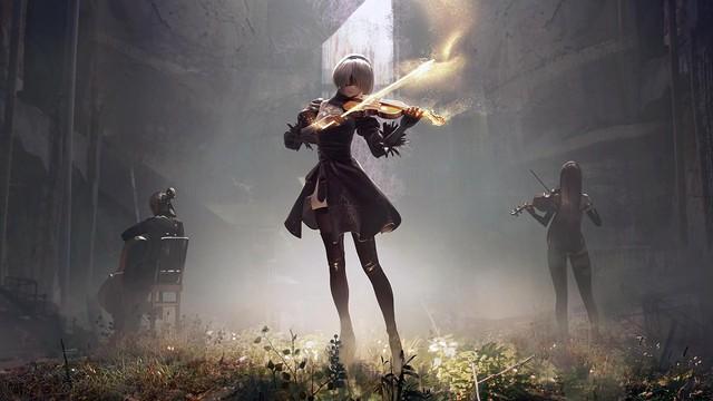 Phiên bản Mobile của NiER: Automata sẽ chính thức đến tay game thủ trong tháng 2, sau Valentine chỉ vài ngày - Ảnh 1.