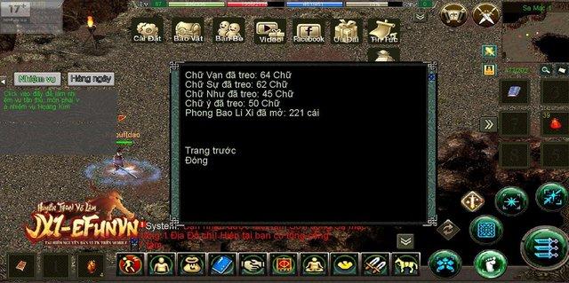 Game thủ Jx1 EfunVN Huyền Thoại Võ Lâm hào hứng ăn Tết truyền thống với loạt sự kiện luộc Bánh Chưng, treo câu Liễn và bày mâm ngũ quả - Ảnh 12.