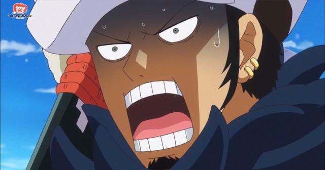 One Piece: 5 nhân vật không hề biết Luffy được Morgans xưng tụng là Ngũ Hoàng - Ảnh 2.