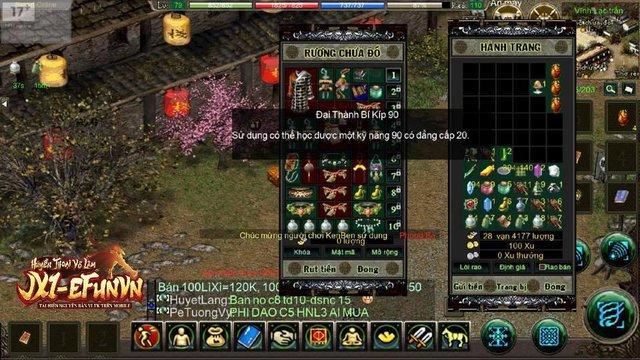 Game thủ Jx1 EfunVN Huyền Thoại Võ Lâm hào hứng ăn Tết truyền thống với loạt sự kiện luộc Bánh Chưng, treo câu Liễn và bày mâm ngũ quả - Ảnh 10.