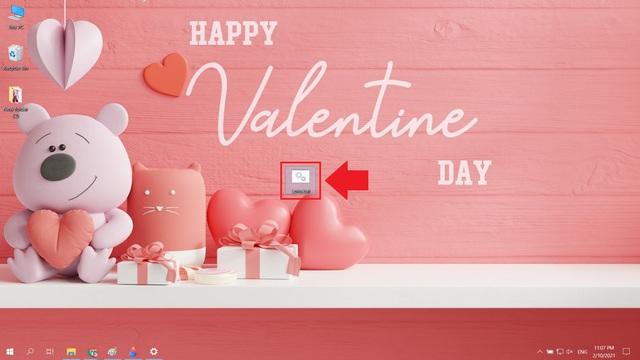 Mẹo tỏ tình crush đậm chất công nghệ bằng Notepad nhân dịp Valentine và cách xử lý khi bị từ chối - Ảnh 4.