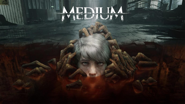 The Medium - blockbuster opening horror game 2021 - Photo 1.