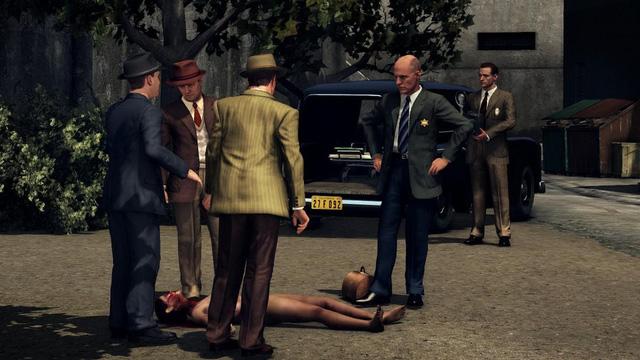 The creepy murder that inspired LA Noire - Photo 2.
