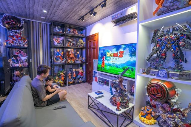 """Khoe phòng giải trí tại nhà riêng, game thủ khiến cộng đồng """"ứa nước miếng"""" - Ảnh 5."""