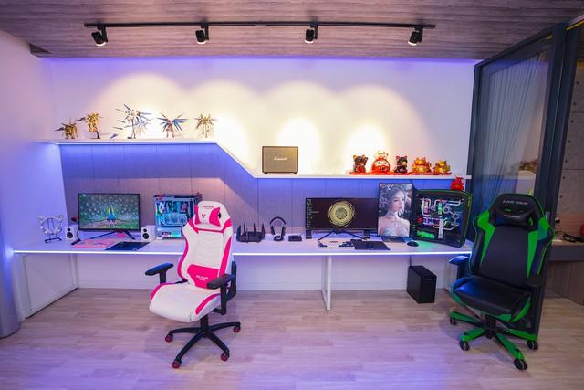 """Khoe phòng giải trí tại nhà riêng, game thủ khiến cộng đồng """"ứa nước miếng"""" - Ảnh 2."""