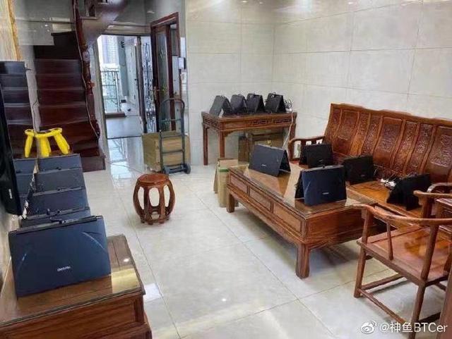 """""""Nông dân"""" Trung Quốc bắt tay với nhà phân phối để gom hàng trăm chiếc laptop RTX 3060 về đào coin - Ảnh 1."""