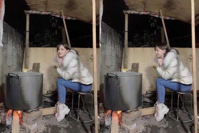 Cô nàng DJ ngoại quốc lần đầu chia sẻ khi đón cái Tết ở Việt Nam: Tết đầu tiên ở Việt Nam, tôi bị đói nguyên ngày mùng 1 - Ảnh 3.