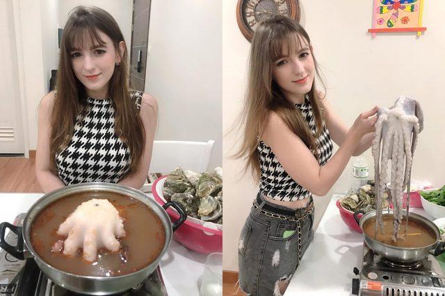 Cô nàng DJ ngoại quốc lần đầu chia sẻ khi đón cái Tết ở Việt Nam: Tết đầu tiên ở Việt Nam, tôi bị đói nguyên ngày mùng 1 - Ảnh 8.