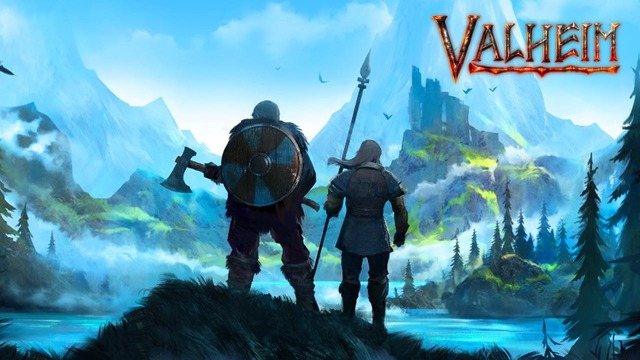 New Viking game appeared extremely hot on Steam, co-players more than GTA V and PUBG - Photo 3.