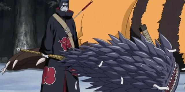 Naruto: Bí ẩn về sức mạnh kinh hoàng của đại kiếm Samehada, thứ vũ khí được ví như vĩ thú không đuôi của Thủy quốc - Ảnh 1.