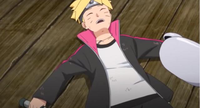 Boruto tập 185: Con trai Naruto trở thành niềm hy vọng cuối cùng nhưng lại bộc lộ điểm yếu về chakra - Ảnh 3.