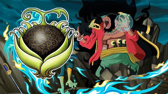 One Piece: Râu Đen có thể sở hữu sức mạnh trái ác quỷ thứ ba và Kaido chính là đối tượng hắn nhắm đến? - Ảnh 4.