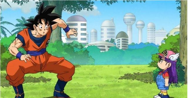 Nhân vật mạnh mẽ nhất của Toriyama không phải từ Dragon Ball, cô gái này có thể đánh bại Goku? - Ảnh 1.