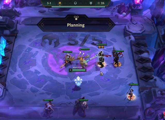 Đấu Trường Chân Lý: 3 mẹo độc đáo giúp game thủ làm trùm giai đoạn giữa trận từ Thách Đấu - Ảnh 4.