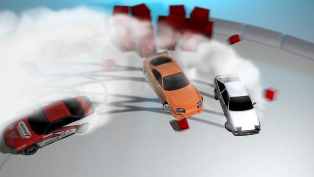 Giải trí với game miễn phí lái xe cực hay Absolute Drift - Ảnh 1.