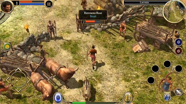 Top 5 game nhập vai offline hay bậc nhất trên Mobile, có một game 18+ cực kỳ huyền thoại - Ảnh 4.