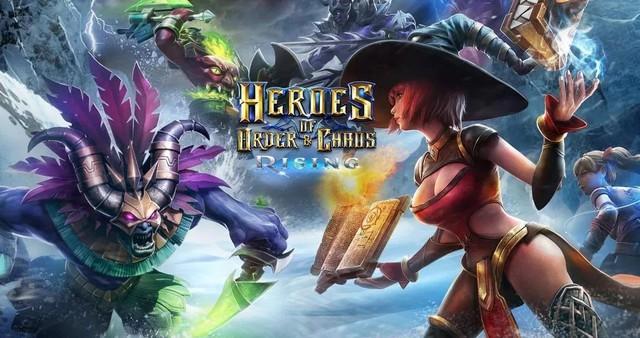 Heroes of Order & Chaos: Sự kết hợp độc đáo giữa DOTA và Liên Minh Huyền Thoại Photo-1-1613539789879358306775