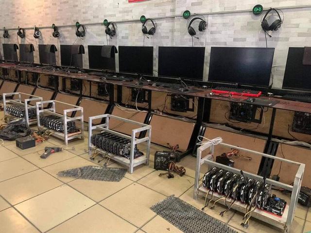 Quán Internet tại Việt Nam chuyển sang đào coin vì lợi nhuận cao Photo-1-16135559947651477188907