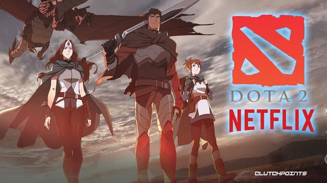 Dota 2 sẽ được chuyển thể thành series anime chất lừ, ra mắt vào 25 tháng 3 - Ảnh 2.