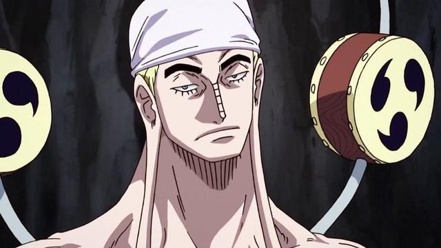 One Piece chap 1004: Nhân vật bí ẩn xuất hiện ở chỗ nhóm Cửu Hồng Bao Photo-3-16135475220261404986559