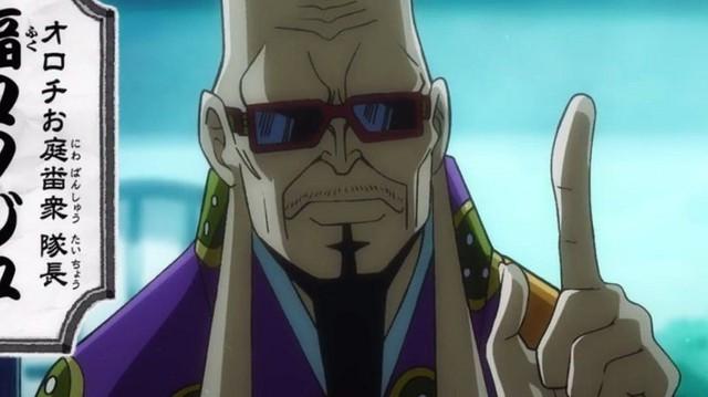 One Piece chap 1004: Nhân vật bí ẩn xuất hiện ở chỗ nhóm Cửu Hồng Bao Photo-4-16135475213871103643705