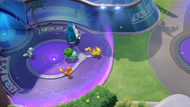Pokémon Unite  Game MOBA từ cha đẻ của Liên Quân -1613622965111872418663
