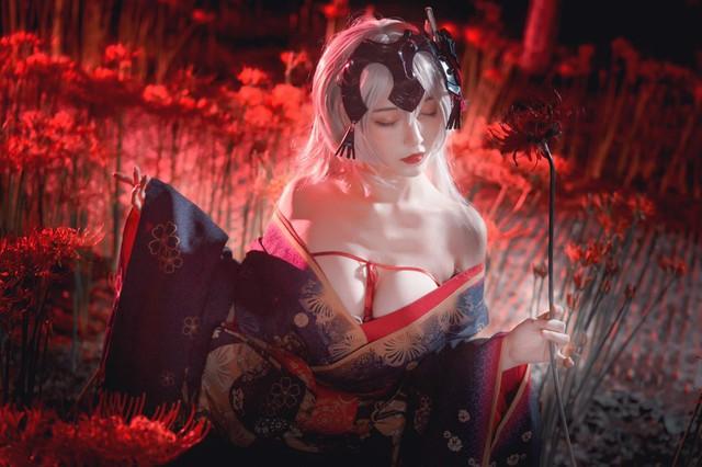 Mãn nhãn ngắm mỹ nhân Fate/Grand Order diện trang phục khoe vòng 1 hờ hững -16136277942391934173182