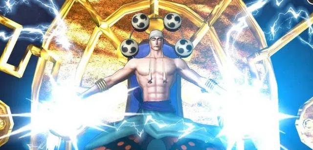 One Piece: Có một hình bóng bí ẩn xuất hiện cuối chap 1004, fan xôn xao phải chăng thánh Enel đã quay trở lại? - Ảnh 2.