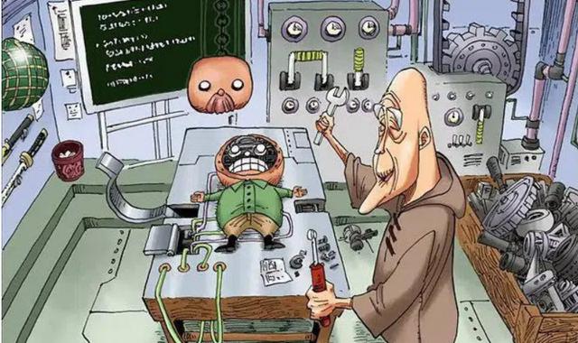 One Piece: Có một hình bóng bí ẩn xuất hiện cuối chap 1004, fan xôn xao phải chăng thánh Enel đã quay trở lại? - Ảnh 4.