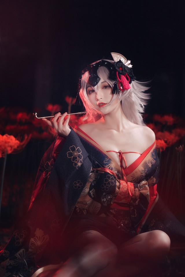 Mãn nhãn ngắm mỹ nhân Fate/Grand Order diện trang phục khoe vòng 1 hờ hững Photo-1-16136276485061140223767